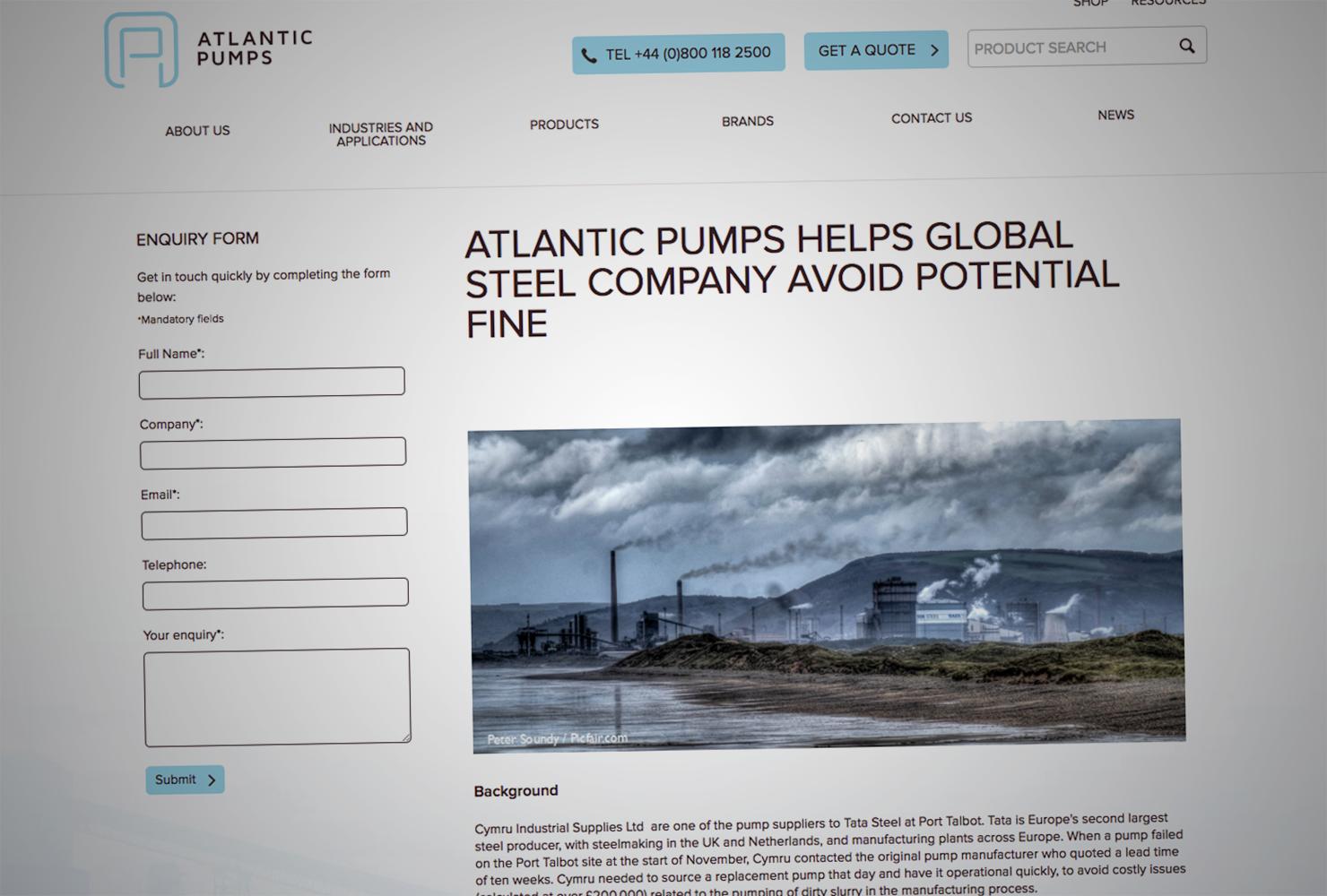 Atlanticpumps
