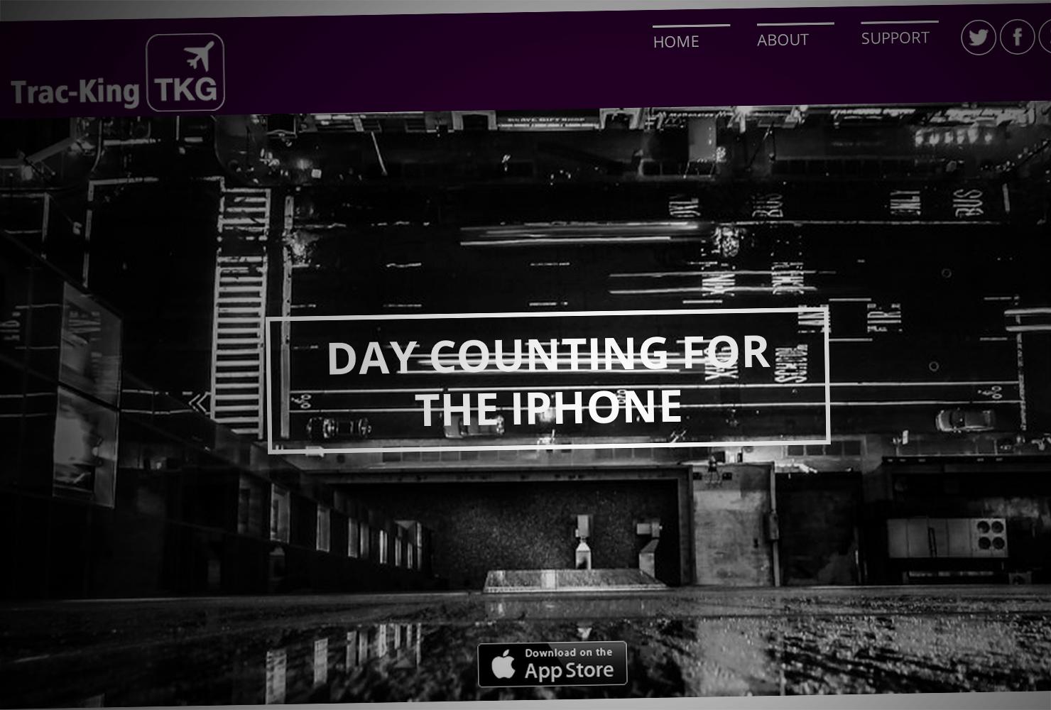 Trackingdaysweb