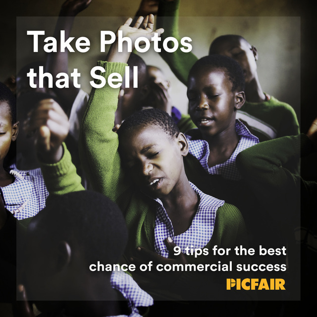 Take photos that sell