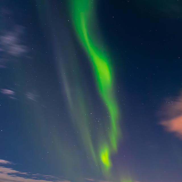 Picfair 02261252 springtime aurora borealis fu preview only